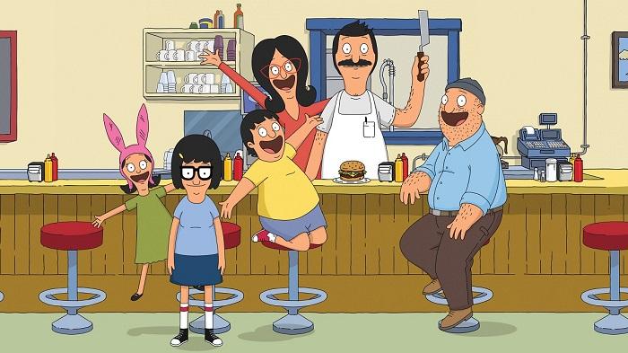 فیلم انیمیشن Bob_s Burgers The Movies (همبرگرفروشی باب)