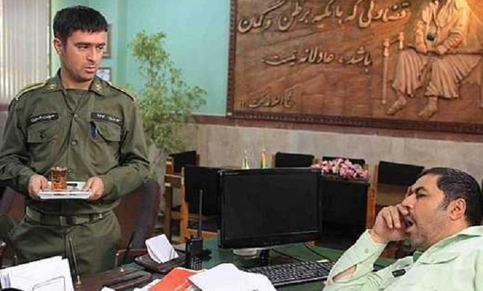 احمد مهرانفر در سریال شاهگوش