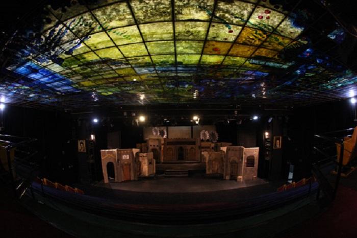 سالن مولتی ویژن برج آزادی