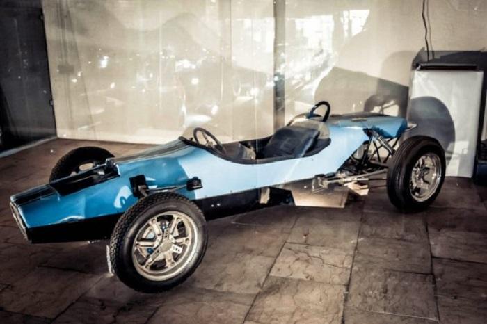 موزه خودرو کاخ نیاوران