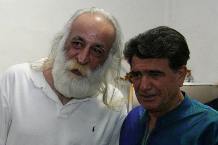محمدرضا لطفی و محمدرضا شجریان