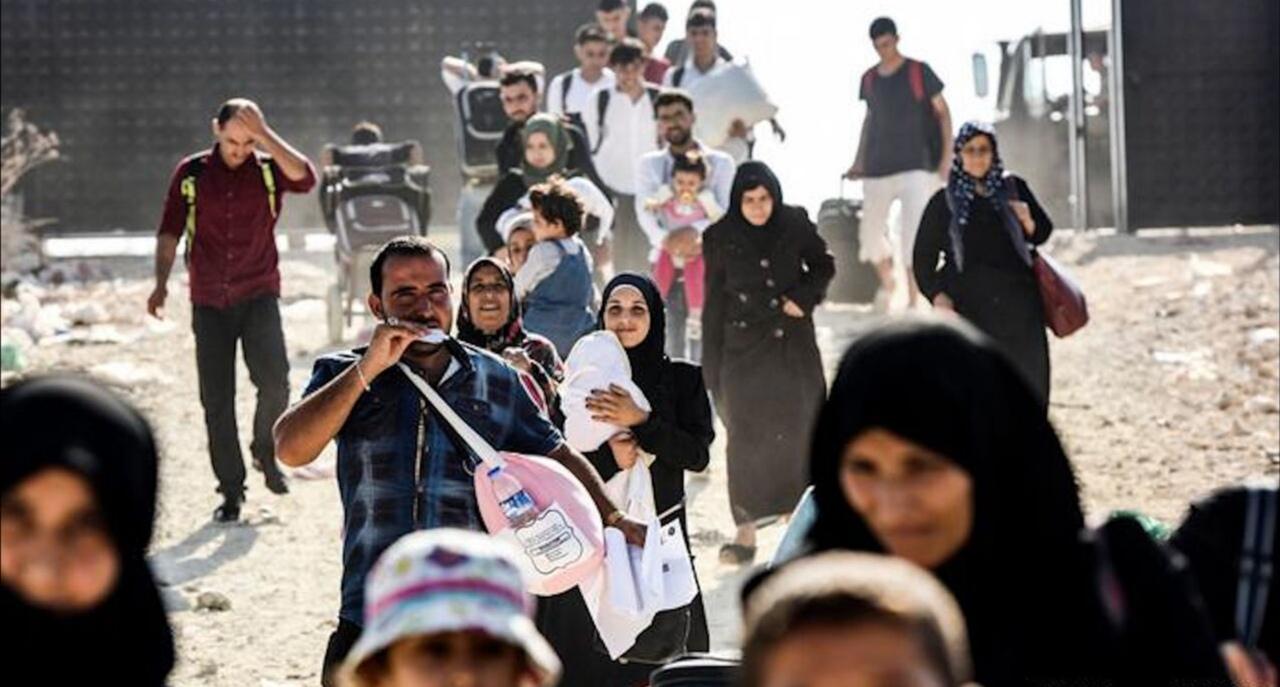 مرزهای ترکیه به اروپا باز شد