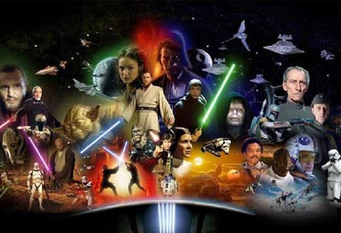 فیلم جنگ ستارگان نیرو برمیخیزد