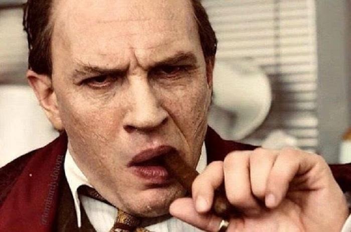 تام هاردی در فیلم کاپون
