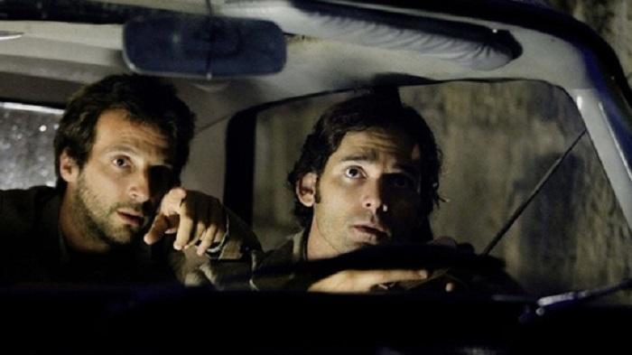 فیلم جاسوسی «دونده ماراتون»
