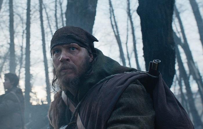 تام هاردی در فیلم از گور برگشته