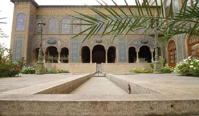 خلوت کریمخانی کاخ گلستان