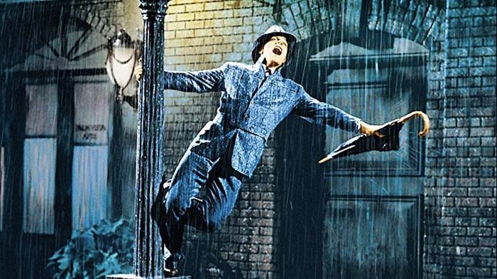 فیلم موزیکال آواز در باران