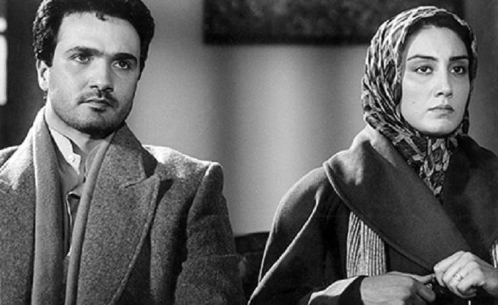 هدیه تهرانی فیلم قرمز