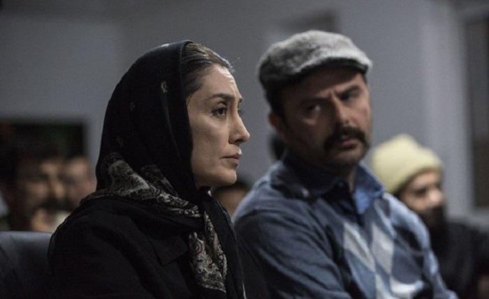 علی مصفا و هدیه تهرانی