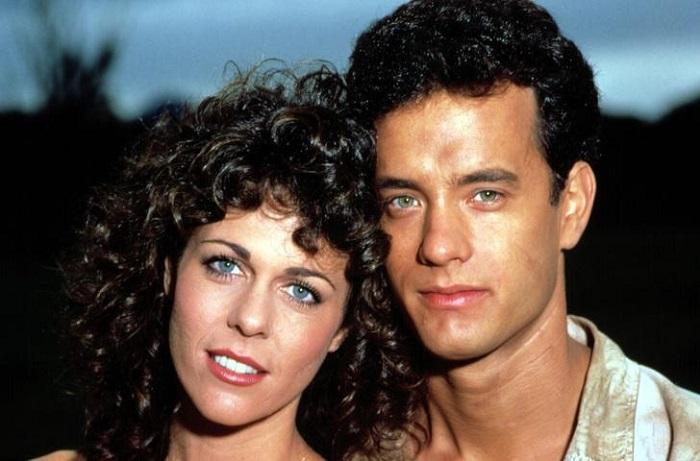 تام هنکس و همسر اولش
