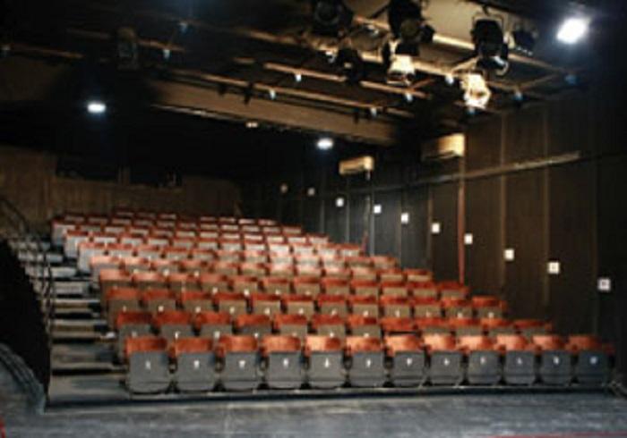 سالن قشقایی تئاتر شهر
