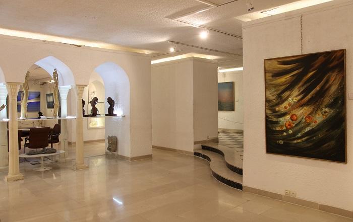 موزه هنر ملل کاخ سعد آباد
