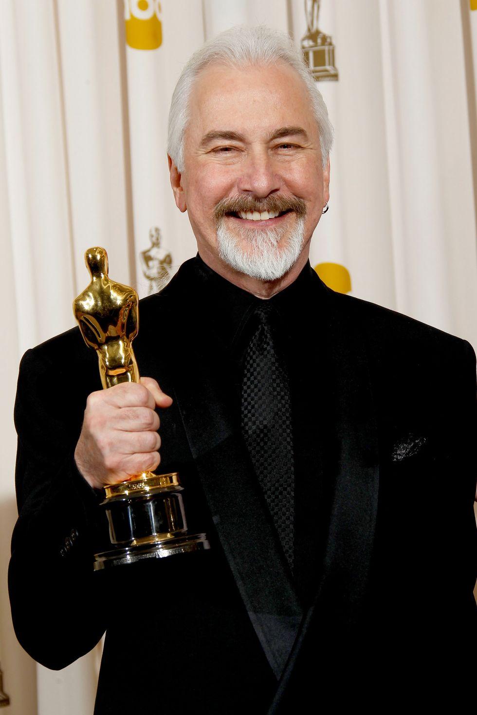رکورد جایزه اسکار ریک بیکر