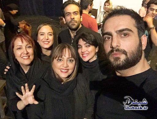 بیوگرافی حامد کمیلی و همسرش +تصاویر شخصی حامد کمیلی - شبناک