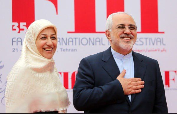 ظریف و همسرش چرا از مردم تهران عذرخواهی کردند؟