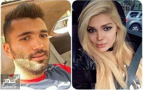 محسن مسلمان  جنجال ماجرای ازدواج   + تصاویر دیده نشده از همسرش
