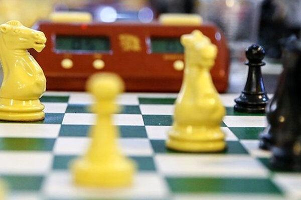 دو پیروزی و چهار شکست برای شطرنجبازان ایران