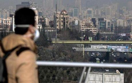 چهار نقطه احتمالی برای بوی نامطبوع تهران