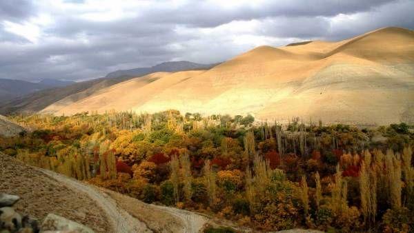 روستای گردشگری برغان