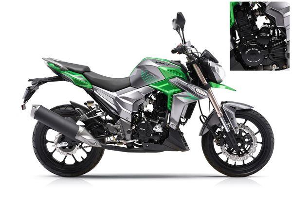 قیمت انواع موتورسیکلت در بازار + جدول