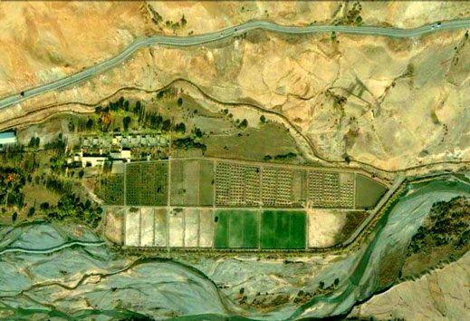 روستای مرموز و عجیبی که جزو نقشه ایران نیست +عکس