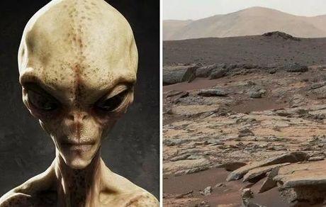 مریخ سیارهای با موجودات زنده است!