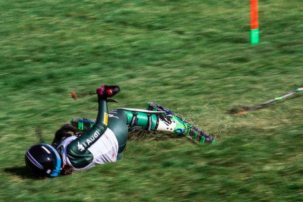 ناکامی دو ملیپوش ایران در رقابتهای اسکی روی چمن قهرمانی جهان