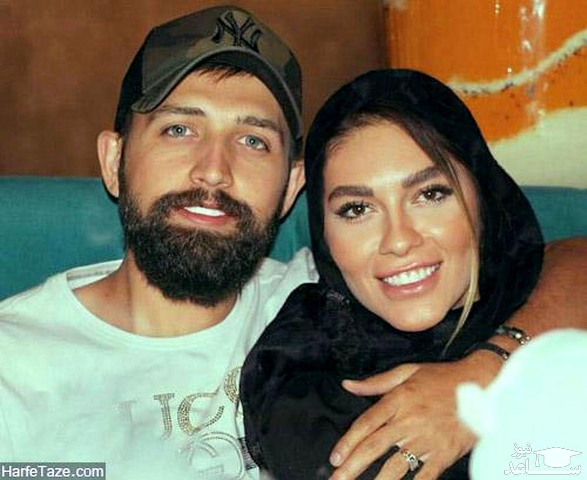 محسن افشانی به طور رسمی از همسرش جدا شد + جزئیات