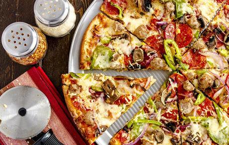 ۱۸سال زندان برای تفکردن روی پیتزا!