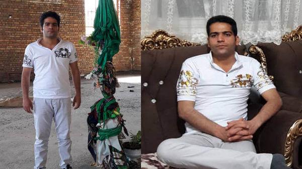 کشف اسکلت جوان همدانی در لباس هایش! + عکس بهمن که 20 ماه پیش گم شد!
