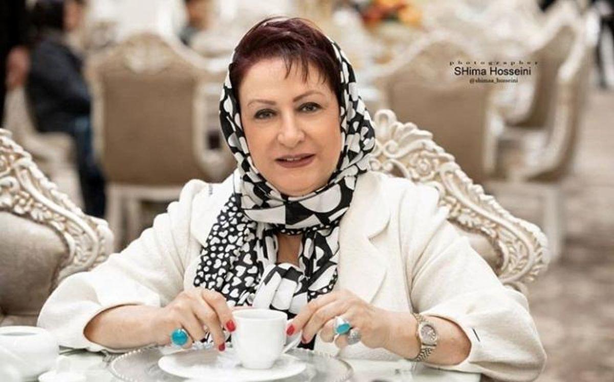 عصبانیت شدید مریم امیر جلالی در لایو اینستاگرام+فیلم
