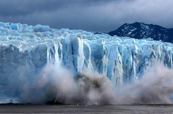 قطب جنوب گرم شد!