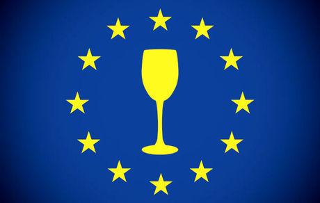 سرانه مصرف شراب اروپاییها