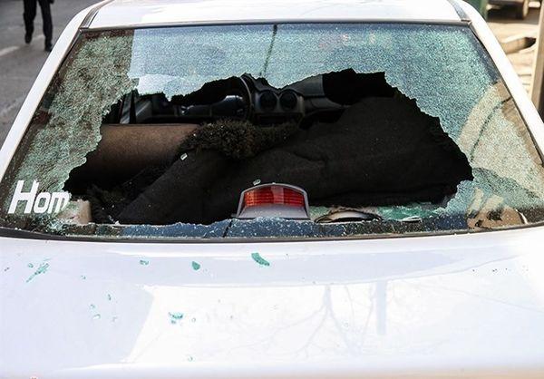 بازداشت عامل تخریب ۸ خودرو در منطقه شوش