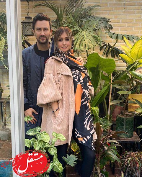 خوشگذرانی لاکچری شاهرخ استخری و همسرش غوغا به پا کرد + تصاویر