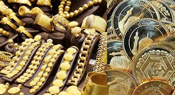 آخرین وضعیت قیمت سکه و طلا در بازار / دلار افزایش یافت