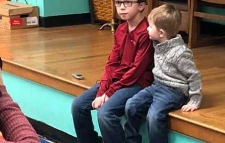 تکنیکی که کودک ۹ ساله با آن پسرعمویش را از خفه شدن نجات داد!