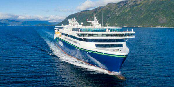 بزرگ ترین کشتی هیبریدی شارژی جهان در نروژ به آب انداخته شد