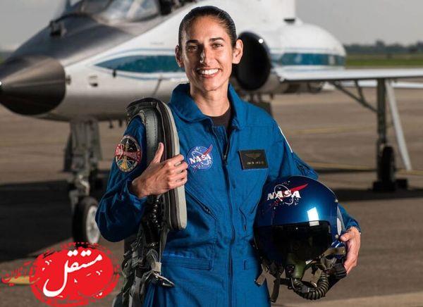یاسمین مقبلی فضانورد ایرانی کیست ؟ + بیوگرافی و تصاویر