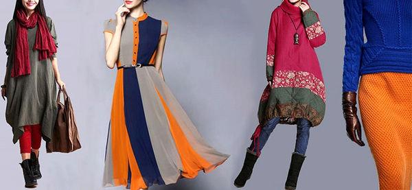 رنگ های مکمل در ست لباس رو بهتر بشناسیم + عکس