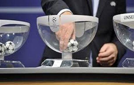 قرعه کشی مراحل یک چهارم و نیمه نهایی لیگ قهرمانان اروپا