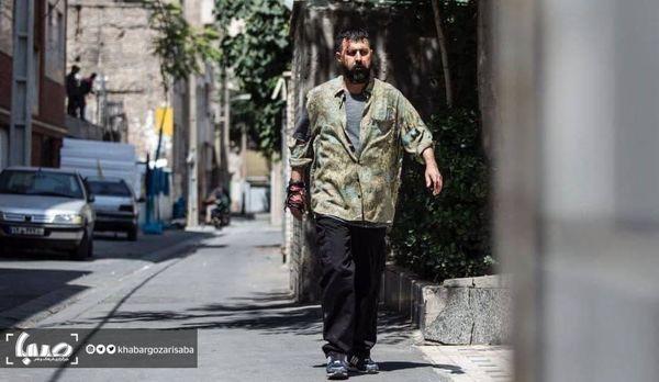 هومن حاج عبدالهی در سریال خوشنام