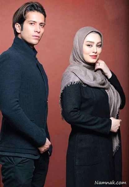 سحر قریشی و همسر جدیدش