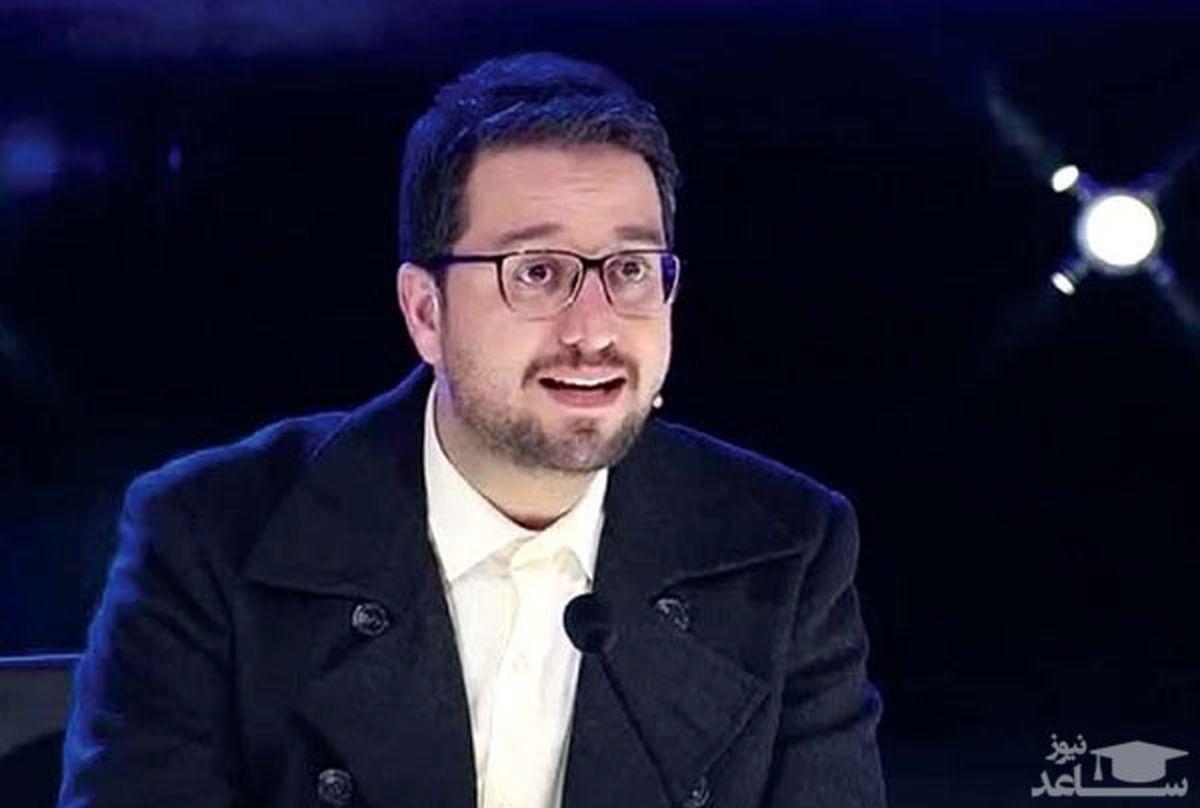 سید بشیر حسینی نسبت به پخش شدن فیلم رقصش واکنش نشان داد+فیلم جنجالی