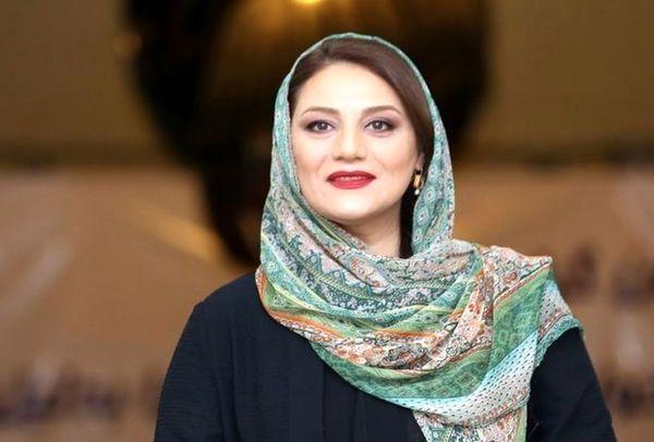 معرفی دوست جدید خانم بازیگر + عکس