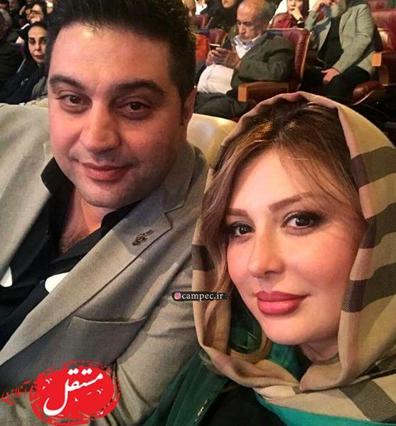 عاشقانه های نیوشاضیغمی و همسرش +عکس و بیوگرافی