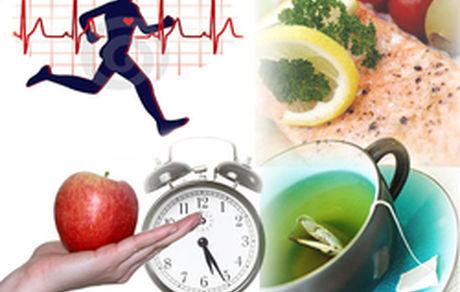 چگونه متابولیسم بدن را افزایش دهیم؟