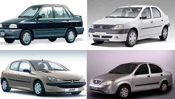 آخرین قیمت خودرو ایرانی 30 اردیبهشت + جدول