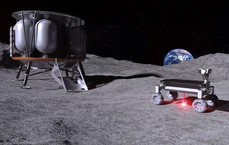 چرا فرود روی ماه همچنان دشوار است؟